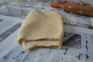 4 épaisseurs de pâte