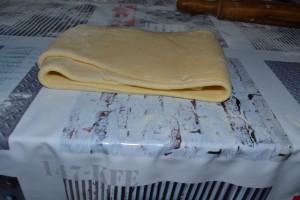 3 épaisseurs de pâte