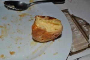 petit choux fourré crème Chiboust