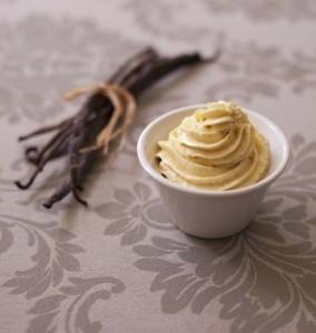 crème au beurre légère