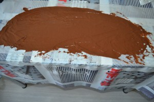 Chocolat au lait étaler