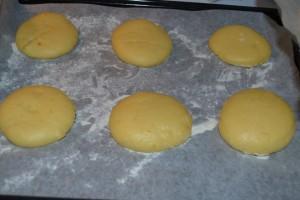 Pousse des beignets