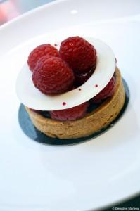 Tartelette red'addict pâtisserie Gâté