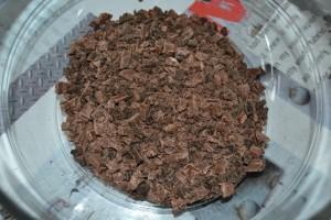 chocolat hacher