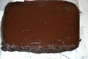 Chocolat fondu étaler