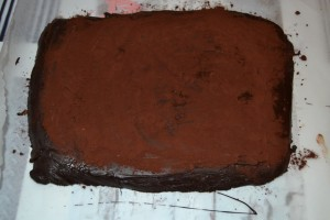Cacao saupoudrer