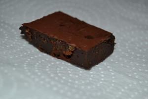 Ganache chocolat, rhum- raisins
