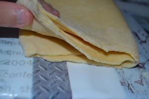 4 couches de pâte