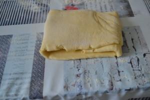 3 couches de pâte