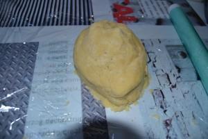 Pâte à bretzel