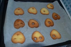 bretzels cuits