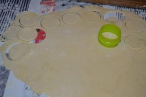 découpe de disque de 6cm de diamètre