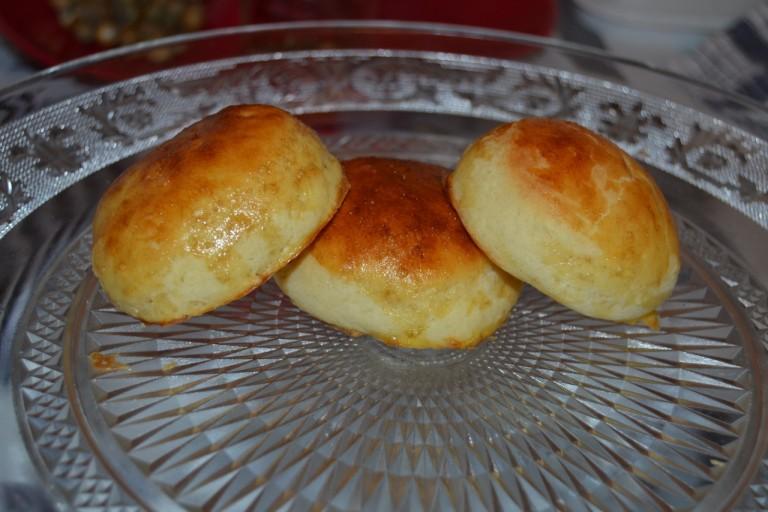 petits pains au lait ronds