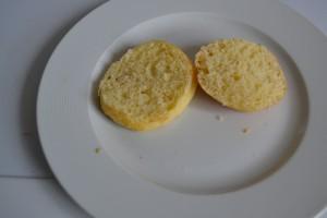 petit pain au lait coupé en 2