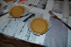 Fond de tarte piquer avant cuisson