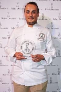 prix-meilleur-espoir-pâtisser-Nicolas Bacheyre