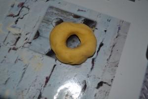 façonnage du donut