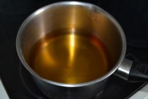 réduction de jus de pommes