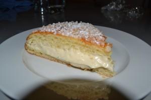 part de tarte tropeziènne