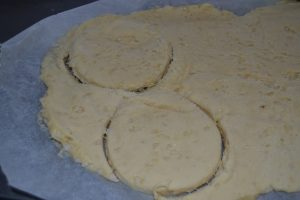 cercle de pâte