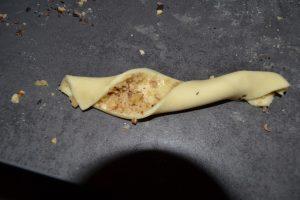 pâte torsadée