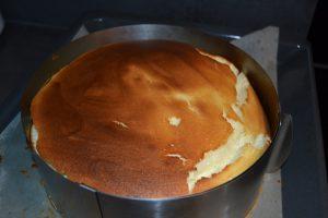 gâteau au fromage blanc cuit