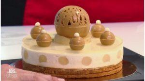 gâteau d'un candidat