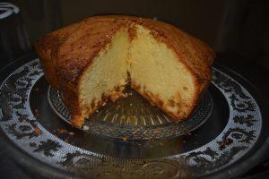 cake citron et orange confit
