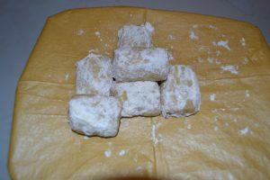 biscuits vanille kipferl
