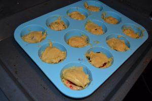 confiture recouverte de pâte à Doffins