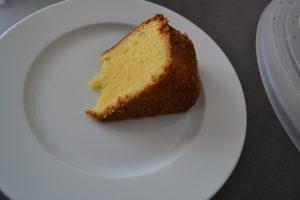 cake citron sésame