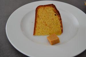 cake banane et caramel banane