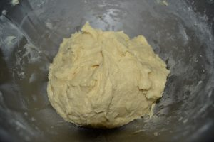 pâte élastique non collante