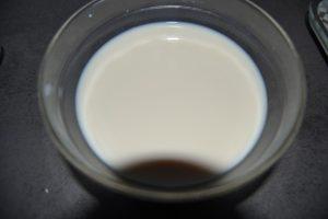 levure délayer dans le lait tiède