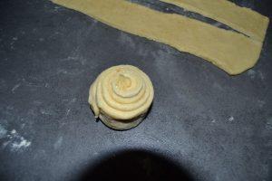 escargot de pâte