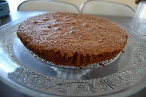 gâteaux chocolat-noisettes
