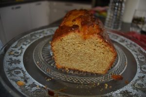 cake praliné-orange