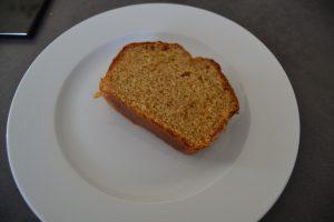 cake praliné-orange