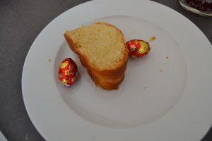 brioche de Pâques