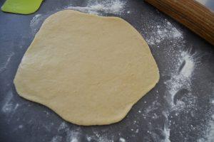 disque de pâte