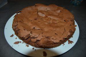 gâteau Bellevue au chocolat