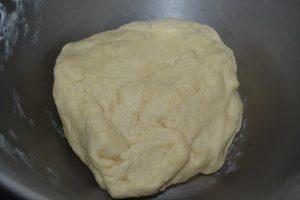 pâte lisse et ferme