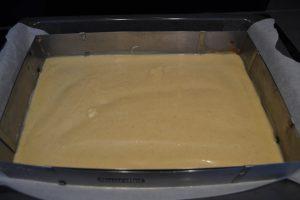 gâteau vanille