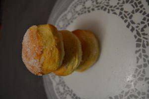petit beignets au four