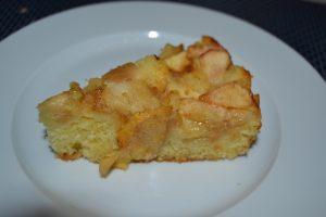 milopita gâteau grec
