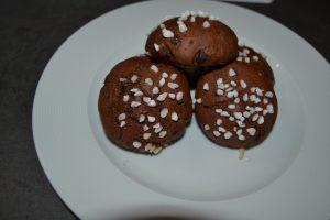 biscuit moelleux chocolat