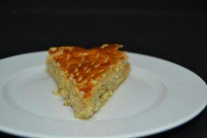 galette frangipane- citron