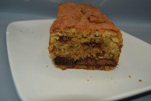 cake speculoos choco