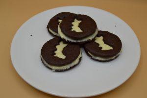 biscuits aux 2 chocolats