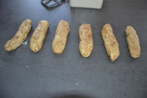 boudins de pâte former